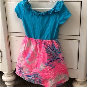 Other - Lilly Pulitzer Girl dress